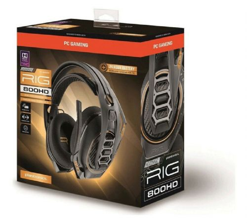 Plantronics RIG 800HD Gaming Headset Dolby Atmos Special Edition PC Series